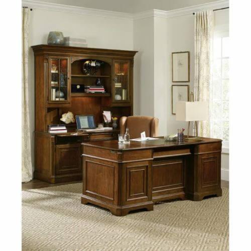 Hooker Brookhaven Executive Desk