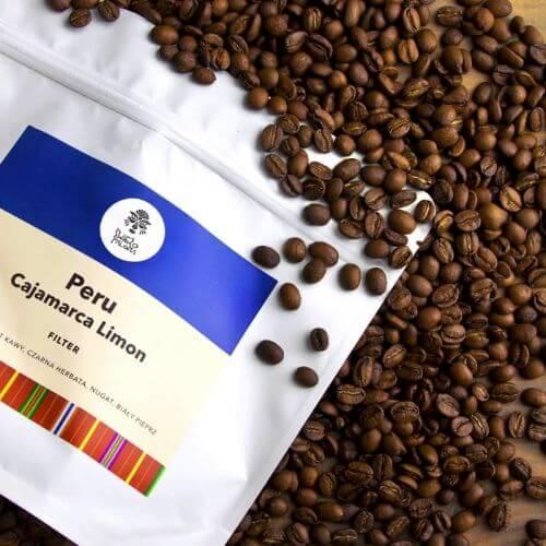Peru Coffee Cajamarca Limon Grade 1 Washed