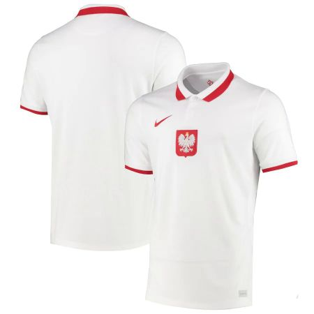 Poland Home Stadium Shirt 2020-21