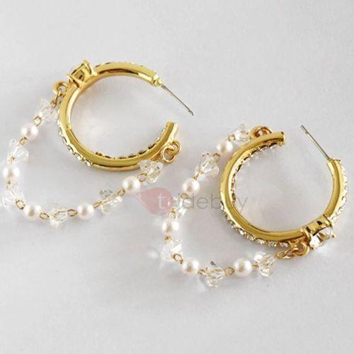 Sweet Bronze Birthday Earrings