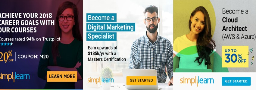 Digital Marketing Course by Simplilearn