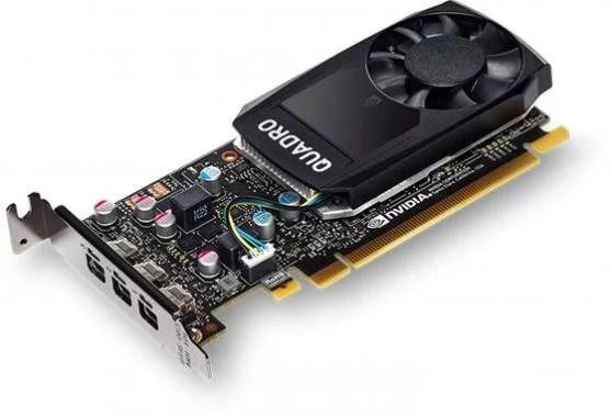 Видеокарта PNY Quadro P400 VCQP400BLK-1 PCI-E 2048Mb GDDR5 64 Bit OEM