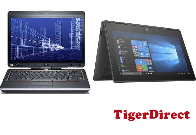 10 Best Selling Laptops from TigerDirect