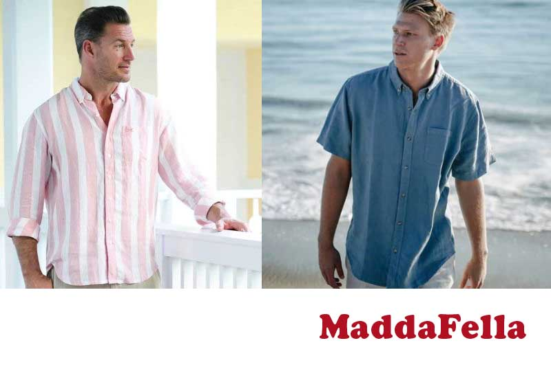 11 Awesome Mens Shirts from MaddaFella