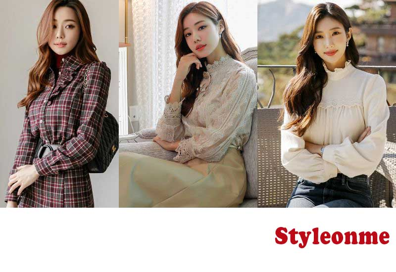 11 Best Selling Blouses from Styleonme