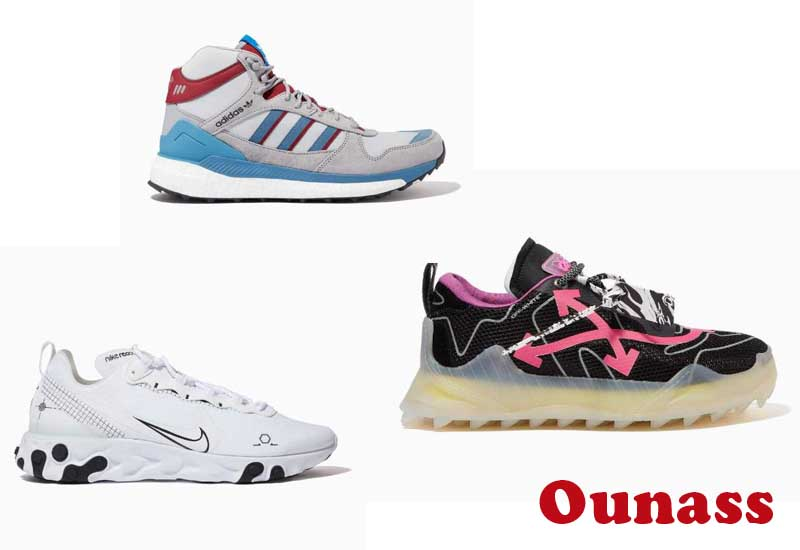 12 Best Selling Sneakers from Ounass