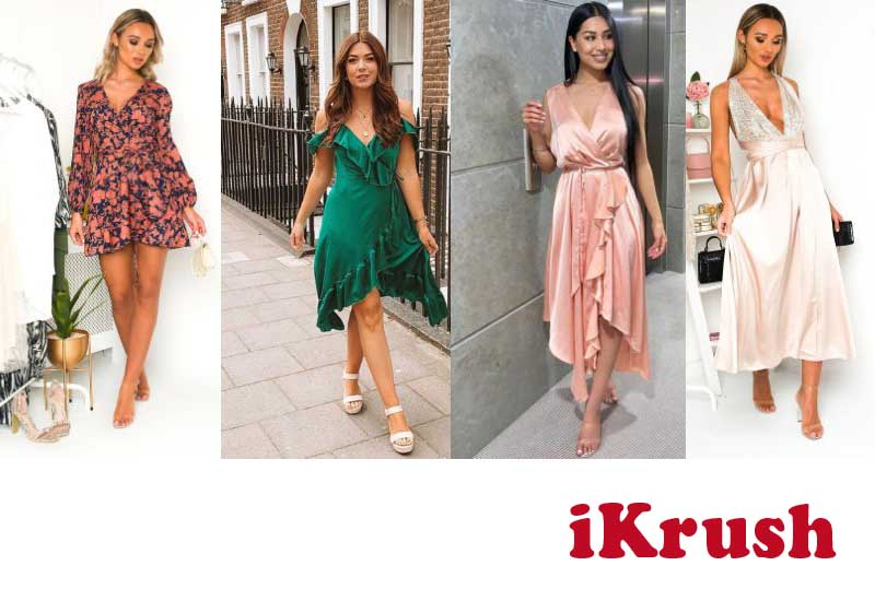 15 Best Selling Party Dresses from iKrush