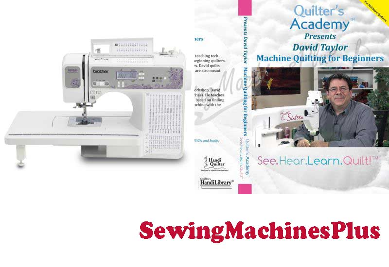 15 Best Selling Quilting Machines