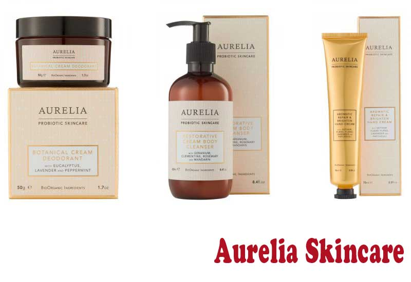 7 Best Botanical Body Care from Aurelia Skincare