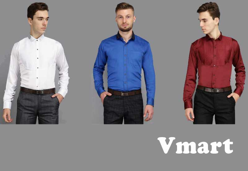 8 Best Selling Men Party wear Shirts from Vmart