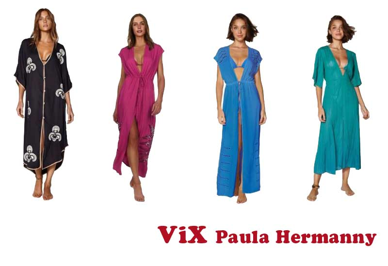 9 Best Selling Caftan from ViX Paula Hermanny