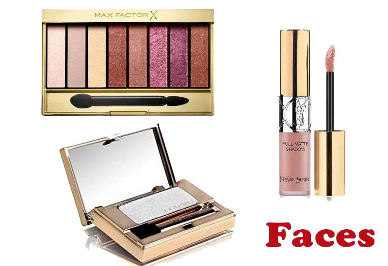 9 Best Selling Eye Shadow from Faces