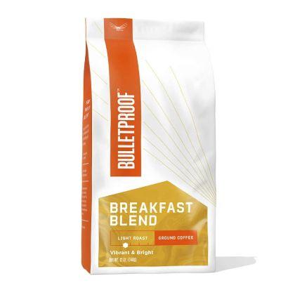 BREAKFAST BLEND (FORMERLY LUMINATE) - Light Roast, Ground Coffee