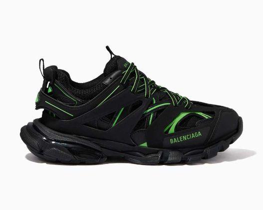 Balenciaga - Track Sneakers in Mesh and Nylon