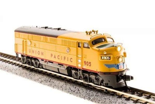 Broadway Limited 3496 N Union Pacific EMD F3A Diesel Locomotive Paragon3