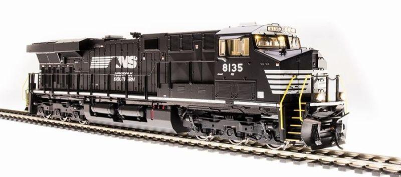 Broadway Limited 5873 HO Norfolk Southern GE ES44AC Diesel Loco Sound