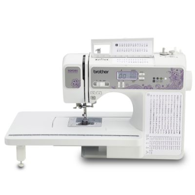 Brother SQ9285 Computerized Sewing and Quilting Machine (Refurbished)