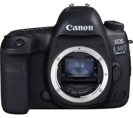 CANONEOS 5D Mark IV DSLR Camera - Body Only