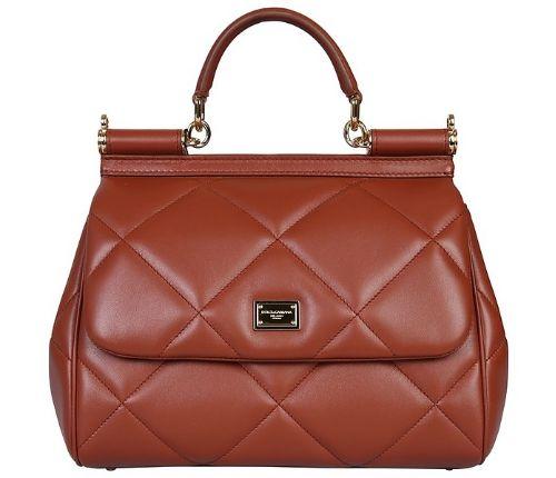 DOLCE & GABBANA - Medium Sicily Bag