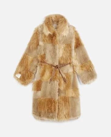 FUR FREE FUR Adrienne Coat