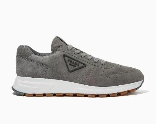 Prada - PRAX 01 Sneakers in Suede Leather