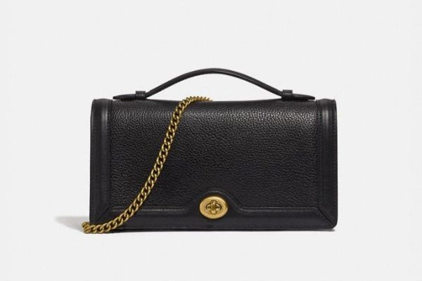 Riley Clutch With Chain Strap