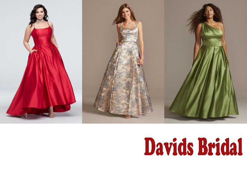 11 Best Selling Long Prom Dresses from Davids Bridal