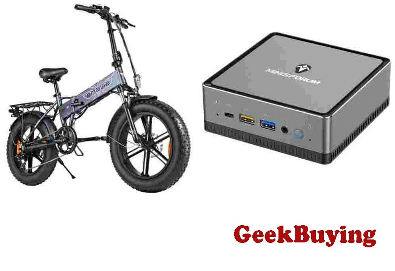 13 Best Selling Products of Week 2102 from Geekbuying