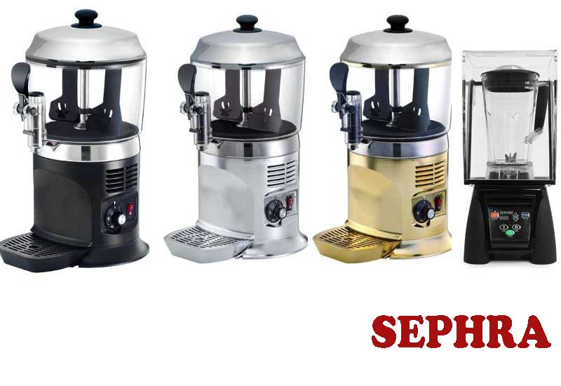 4 Awesome Beverage Equipment from SEPHRA