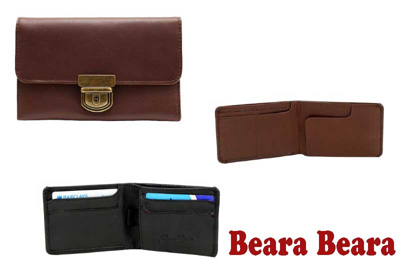 6 Awesome Wallets from Beara Beara