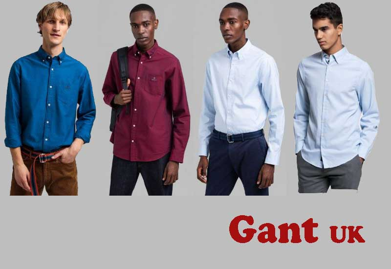 9 Best Selling Mens Oxford Shirts from Gant