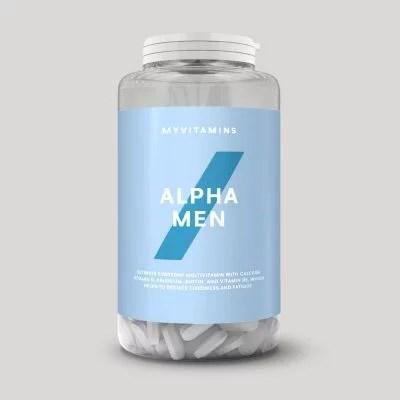 Alpha Men - Multivitamin tablets
