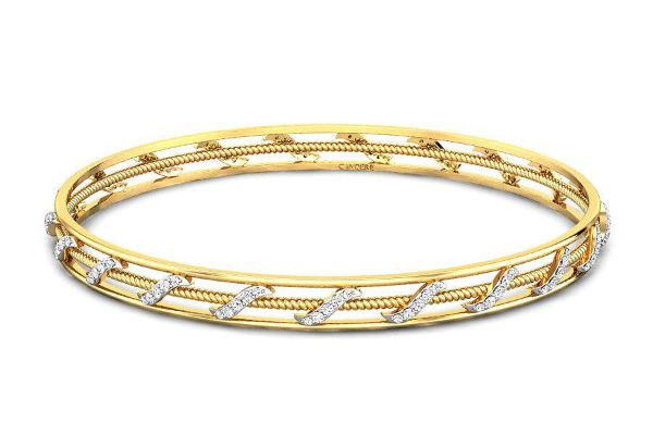 CASSIA DIAMOND BANGLE