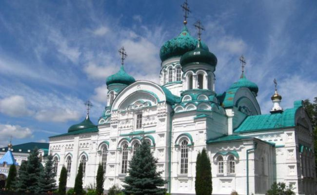 Excursion to the Raifsky monastery and to the island city of Sviyazhsk