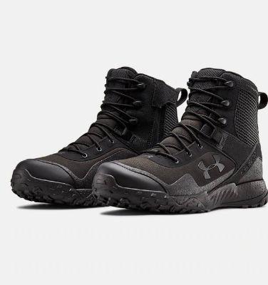 Men's UA Valsetz RTS 1.5 Side-Zip Tactical Boots