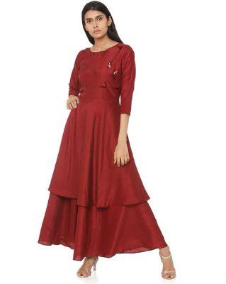 RAISIN - Embellished Layered Dress
