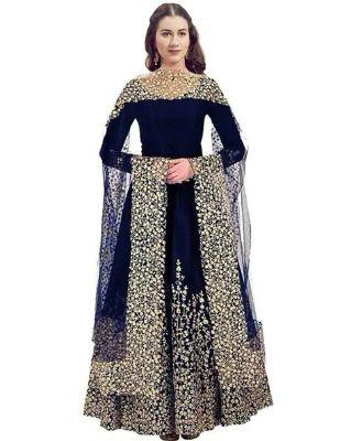 SAADHVI - Embellished Gown Dress