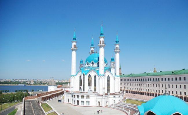 Sightseeing tour of Kazan with a visit to the Kazan Kremlin No. 1900