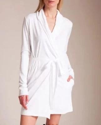 Skin - 365 Superfine Short Robe