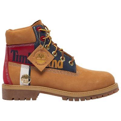 Timberland 6 premium waterproof boots - boys grade school III