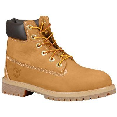 Timberland 6 premium waterproof boots - boys grade school