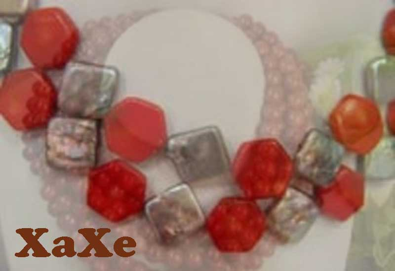 15 Best Selling Coral Necklace from XaXe