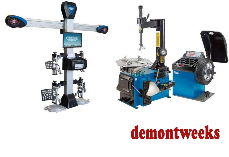 15 Best Selling Garage Equipment from demontweeks