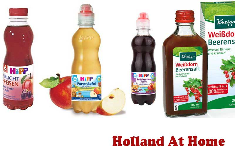 6 Best Fruit Juice from Holland at Home