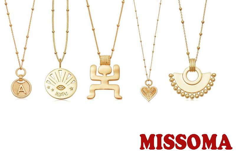 9 Best Selling Necklace from MISSOMA