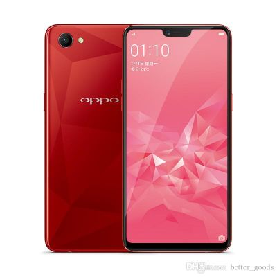 """Original OPPO A3 4G LTE Mobile Phone 4GB RAM 64GB 128GB ROM Helio P60 Octa Core Android 6.2"""" Full Screen 16.0MP AI Face ID Smart Cell Phone"""