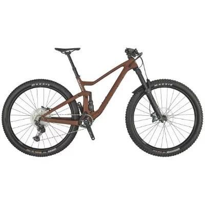 Scott Genius 930 Full Suspension Mountain Bike - 2021