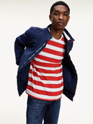 TOMMY JEANS - RECYCLED NYLON ESSENTIAL PADDED JACKET