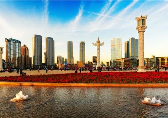 To celebrate the 100th anniversary of the founding of the party, Dalian Shuangfei 5 days and 4 nights group tour