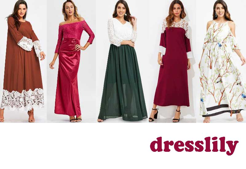 13 Best Selling Maxi Dresses from dresslily